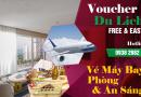 Tận hưởng kỳ nghỉ mát đẳng cấp ở Phú Quốc cùng với combo vé máy bay & lưu trú trọn gói