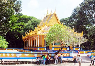 Du lịch thăm năm ngôi chùa nổi tiếng ở Đồng bằng sông Cửu Long