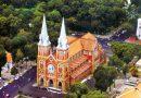Những nhà thờ nổi tiếng du lịch không thể bỏ qua